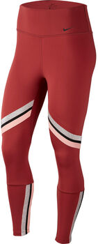 Nike One Icon Clash tight Dames Rood