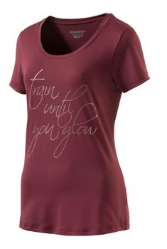 ENERGETICS Gundula shirt Dames Rood