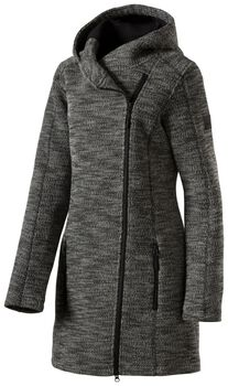 McKINLEY Valetta fleece Dames Zwart