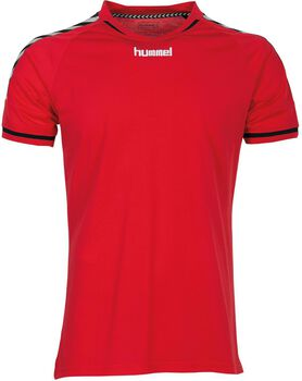 Hummel Authentic shirt Heren Rood