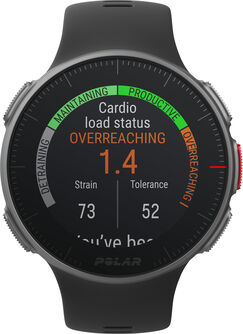 Vantage V sporthorloge met hartslagmeter