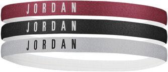 Jordan haarbandjes 3-pack