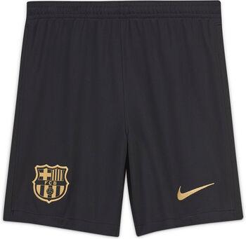 Nike FC Barcelona Stadion 2020/21 kids thuis-/uitshort 20/21 Zwart