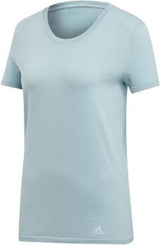 ADIDAS 25/7 shirt Dames Grijs