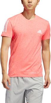 adidas AEROREADY 3-Stripes shirt Heren Roze