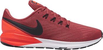 Nike Air Zoom Structure 22 hardloopschoenen Heren Rood