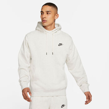 Nike Sportswear hoodie Heren Wit