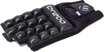Brabo F4 Foam hockeyhandschoen Heren Zwart