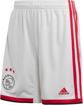 ADIDAS Ajax  junior thuisshort Jongens Wit