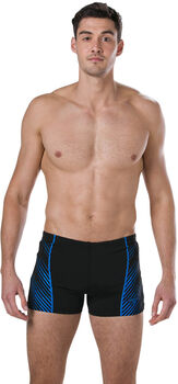 Speedo Endurance Sportpanel zwemboxer Heren Zwart