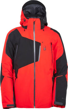 Spyder Leader GTX ski-jas Heren Rood