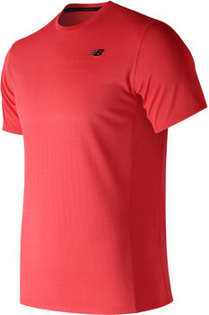 New Balance Max Intensity shirt Heren Zwart