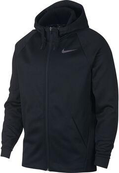 Nike Therma hoodie Heren Zwart