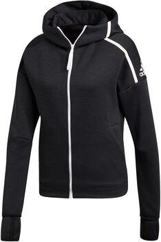 ADIDAS Z.N.E. hoodie Dames Zwart