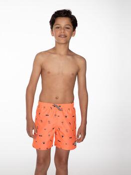 Protest Jorn kids zwemshort Jongens Wit