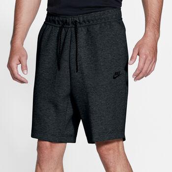 Nike Sportswear Tech Fleece short Heren Zwart