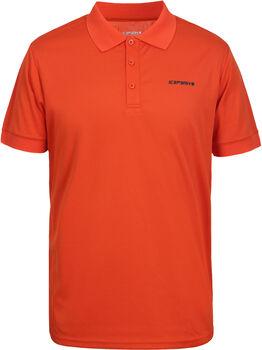 Icepeak Bellmont polo Heren Oranje