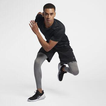 Nike Pro HyperCool top Heren Zwart