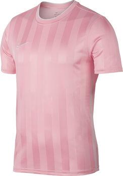Nike Breathe Academy shirt Heren Rood