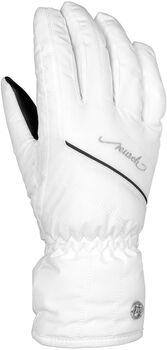 Reusch Felipa softshell handschoenen Dames Wit