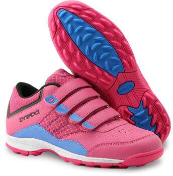 Brabo Velcro hockeyschoenen Meisjes Roze