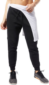 Reebok Training Essentials Linear Logo broek Dames Zwart