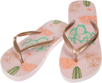Sinner Lombok slippers Dames Roze