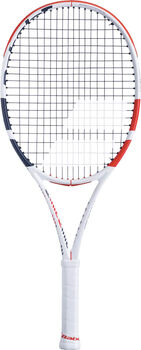 Babolat Pure Strike 26 kids tennisracket Jongens Wit