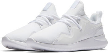 Nike Tessen sneakers Dames Wit