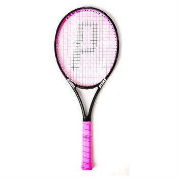 Prince TXT Warrior 107L tennisracket Zwart