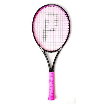 Prince TXT Warrior 107L tennisracket Zwart