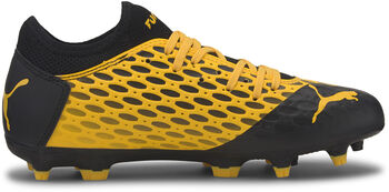 Puma FUTURE 5.4 FG/AG Jr voetbalschoenen Geel
