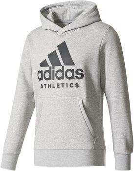 Adidas Sidbranded hoodie Heren Grijs