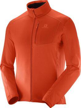 Salomon Discovery vest Heren Oranje