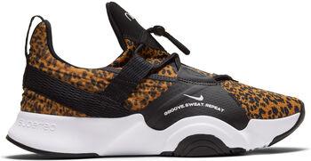 Nike SuperRep Groove fitness schoenen Dames Wit