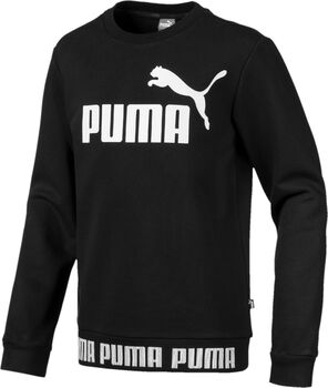 Puma Amplified Crew sweater Zwart