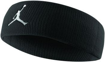 Nike Jordan Jumpman hoofdband Zwart