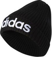 Adidas Contrast Logo Beanie  Zwart