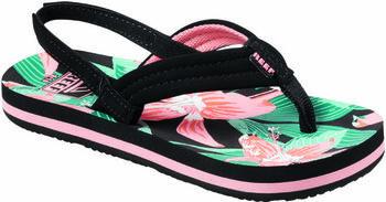 Reef Little Ahi kids slippers Meisjes Blauw