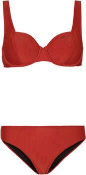 Protest Merryl C-cup bikini Dames Oranje