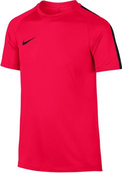 Nike Dry Academy jr voetbalshirt Rood
