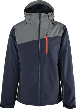 Brunotti Barry Softshell jack Heren Zwart