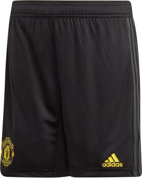 adidas Manchester FC short Jongens Zwart
