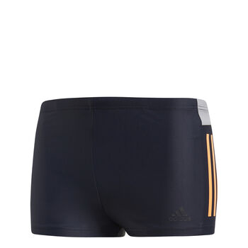 ADIDAS 3-Stripes Colorblock zwemboxer Heren Blauw