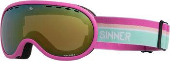 Sinner Vorlage S skibril Roze