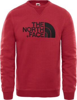 The North Face Drew Peak Crew sweater Heren Rood