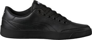 Puma Court Breaker L Mono sneakers Heren Zwart
