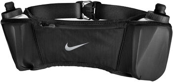 Nike Double Pocket 2.0 riem Zwart