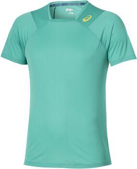 ASICS Athlete shirt Heren Groen