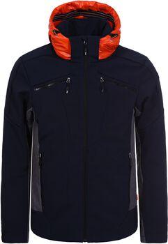 Icepeak Carter Softshell ski-jack Heren Blauw